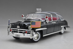 1/24 Yatming 1950 Lincoln Cosmopolitan Bubble Top