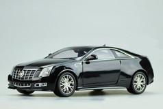 1/18 Kyosho Cadillac CTS Coupe (Black)