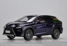 1/18 Dealer Edition Lexus RX F Sport (Blue)