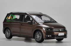 1/18 Dealer Edition 2016 Volkswagen VW Touran (Brown)