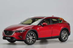1/18 Dealer Edition Mazda CX-4 (Red)