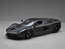 1/18 BBurago Ferrari LaFerrari (Matte Black)