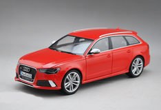 1/18 Audi Collection Audi RS6 Avant (Red)