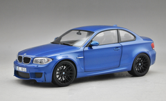 1/18 Minichamps BMW 1M Coupe (Blue)