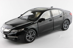 1/18 Dealer Edition Acura TLX (Black)