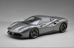 1/18 BBurago Signature Ferrari 488 GTB 488GTB (Grey)