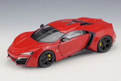 1/18 Autocraft Lykan HyperSport (Red)