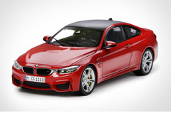 1/18 Paragon BMW F82 M4 (Red)