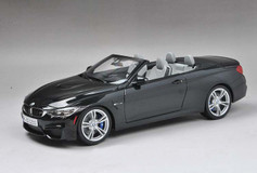 1/18 Paragon BMW F83 M4 Convertible (Black)
