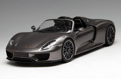 1/18 Minichamps Porsche 918 Spyder Limited (Grey)