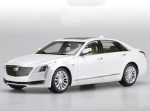 1/18 Dealer Edition Cadillac CT6 (White)