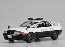 1/18 Kyosho Nissan GTR R32 Police Car