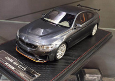 1/18 Frontiart BMW M4 GTS (Grey) Resin Model