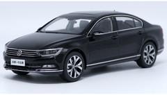 1/18 Dealer Edition 2017 Volkswagen VW Magotan (Black)