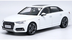 1/18 Dealer Edition 2017 Audi A4 A4L (White)