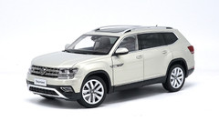 1/18 Dealer Edition Volkswagen VW Teramont (Silver)