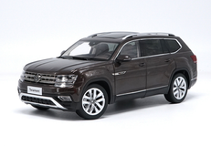 1/18 Dealer Edition Volkswagen VW Teramont (Brown)