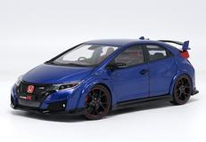 1/18 Ebbro Honda Civic Type R (Blue)