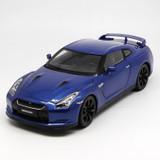 1/18 Norev Nissan GTR (Blue)
