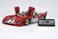 1/18 GMP Ferrari 312P (Red) Limited 1000