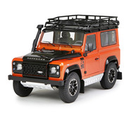 1/18 Kyosho Land Rover Defender 90 (Orange)