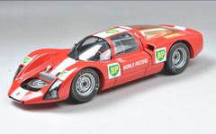 1/18 Minichamps 1967 Porsche 906E - Porsche of Stuttgart Mitter/RINDT - Daytona 24 Hours