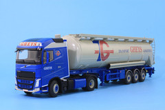 1/50 WSI Volvo FH4 Globetrotter (Transport Greys Logistics)