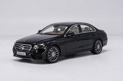 1/18 Dealer Edition Mercedes-Benz E-Class E-Klasse (Black)
