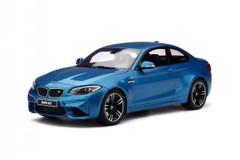 1/18 GTSpirit BMW M2 (Blue)