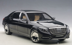 1/18 AUTOart MERCEDES MAYBACH S-KLASSE S600 (BLACK)