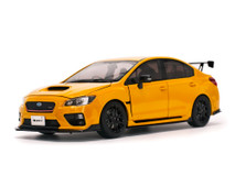 1/18 Sunstar Subaru WRX STI S207 (Yellow)