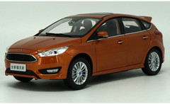 1/18 Dealer Edition Ford Focus (Orange)