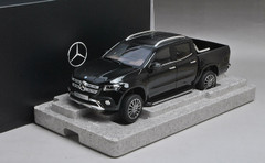 1/18 Dealer Edition Mercedes-Benz X-Klasse X-Class Truck (Black)