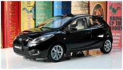 1/18 Dealer Edition Mazda 2 Hatchback (Black)