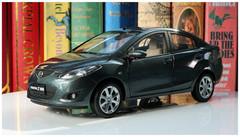 1/18 Dealer Edition Mazda 2 Sedan (Grey)