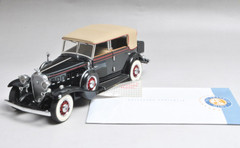 1/24 Franklin Mint 1930 Cadillac V-16 All-Weather Phaeton