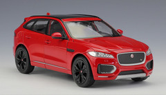 1/24 Welly Jaguar F-Pace (Red)