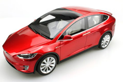 1/18 LS Collectibles Tesla Model X (Red)