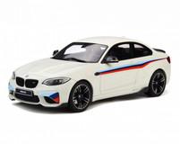 1/18 GT Spriit BMW M2 (White)