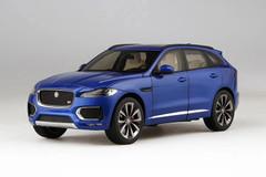 1/18 TSM Jaguar F-Pace (Blue)