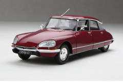 1/18 CITROEN DS23 DS 23 PALLAS (Red) DIECAST CAR MODEL!