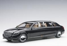 1/18 AUTOart MERCEDES-MAYBACH S 600 PULLMAN (BLACK)