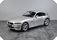 1/18 Kyosho BMW Z4M Coupe (Silver)