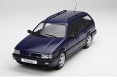 1/18 KK-Scale 1988 Volkswagen VW Passat B3 (Blue)