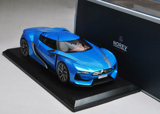 1/18 Norev Collections Citroen GT (Blue)