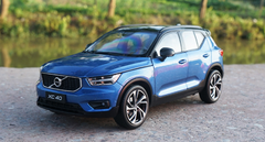 1/18 Dealer Edition Volvo XC40 XC 40 (Blue)