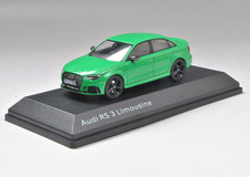 1/43 Dealer Edition Audi RS3 Limousine (Green)