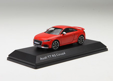 1/43 Dealer Edition Audi TT RS Coupe (Red)
