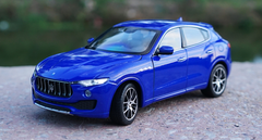 1/24 Welly FX Maserati Levante (Blue)