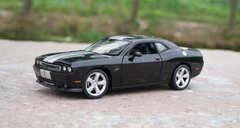 1/24 Welly FX Dodge Challenger (Black)